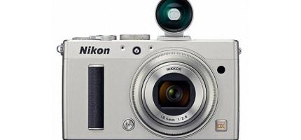 Nikon Coolpix A avec viseur (en option)