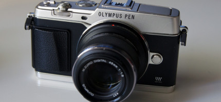 Olympus PEN E-P5 feature rev2