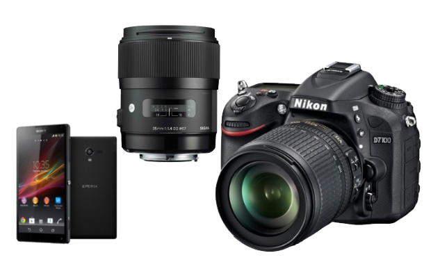 Épisode #32 - Sony Xperia ZL, Nikon D7100 et Sigma 35mm f1.4