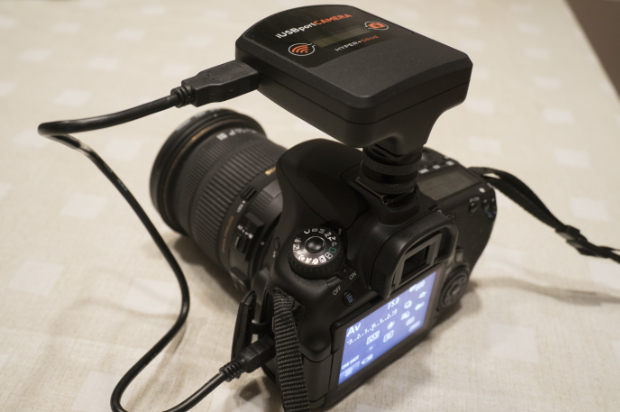 iUSBportCamera câble USB