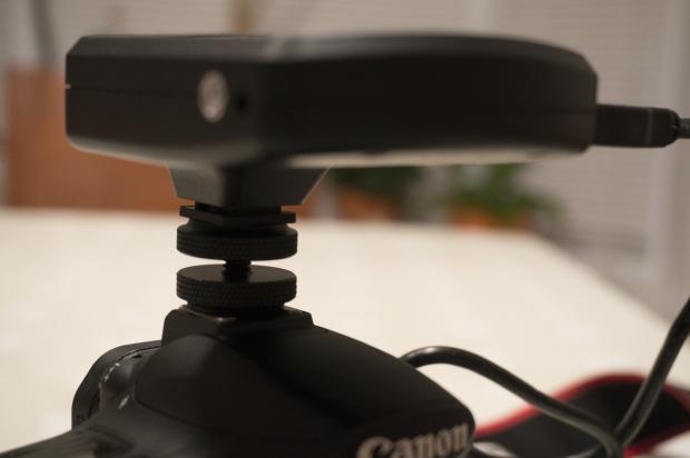 iUSBportCamera molettes de fixation