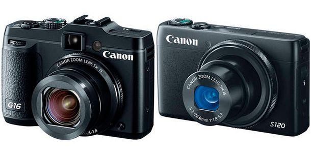 Canon Powershot G16 S120