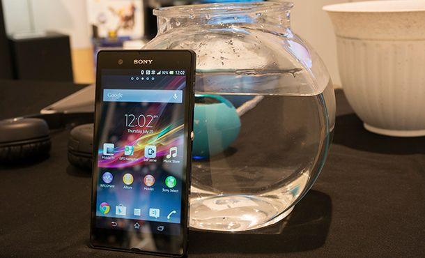 Téléphone Sony Xperia Z
