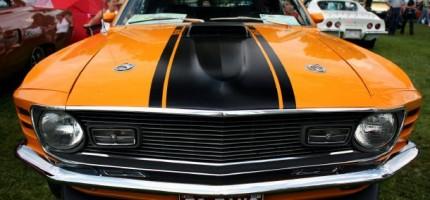 Défi Photo #6 - Moyens De Transport Mustang 70