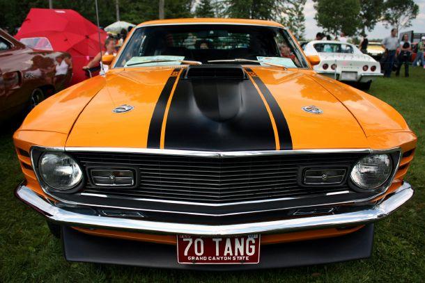 Défi Photo #6 - Moyens De Transport Mustang 70 - (c) Stéphane Vaillancourt