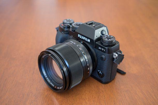 Fujifilm X-T1 avec 56mm f1.2-2