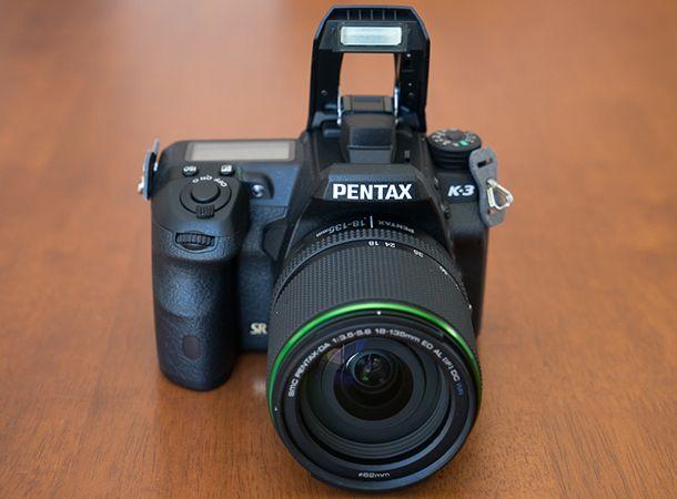 Pentax K-3-flash