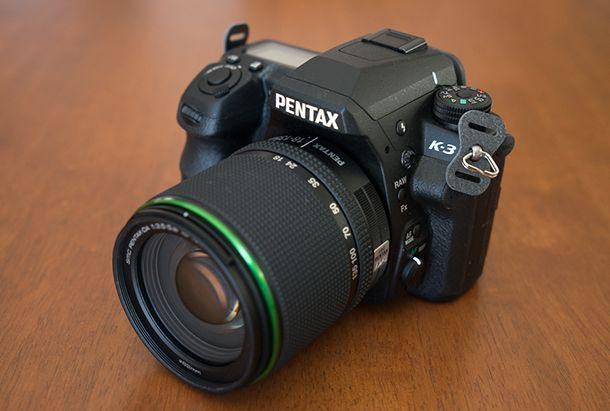 Pentax K-3-front