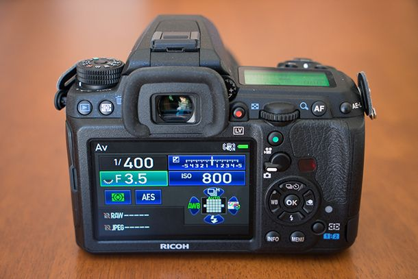 Pentax K-3-screen