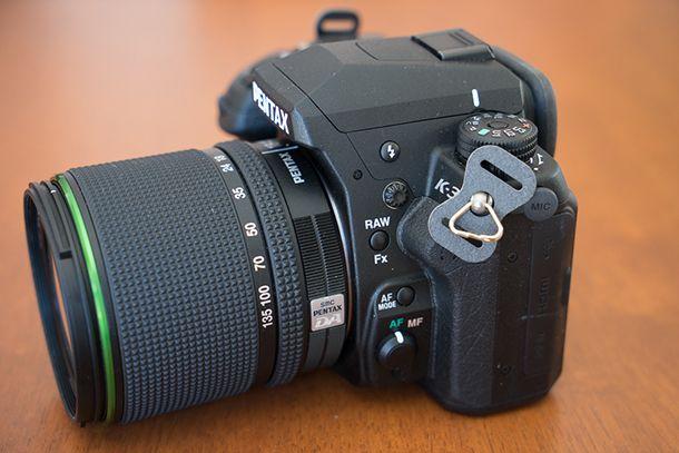 Pentax K-3-side