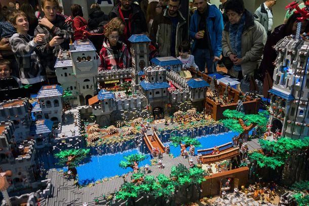 Exposition Lego