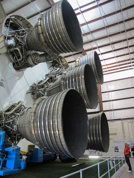 Texas - Saturn V-1