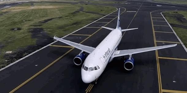 drone aeroport