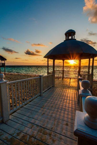 Éric Senterre - lever de soleil à Cuba