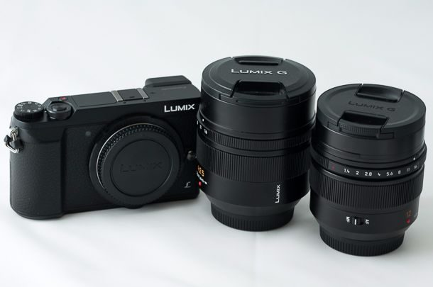 Panasonic GX85 et objectifs Leica