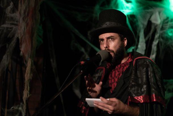 Mystérieux Étonnants Halloween - (c) Stéphane Vaillancourt