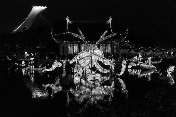 Lanternes chinoises - (c) Stéphane Vaillancourt