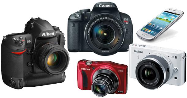 Sondage #1 : Quel type d'appareil photo utilisez-vous?