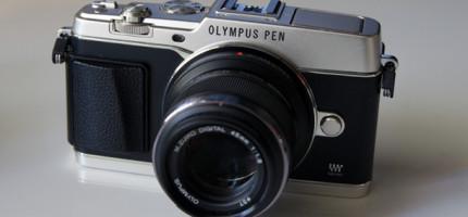 Olympus PEN E-P5 feature rev2