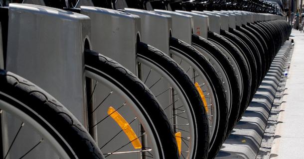 Vélos Bixi